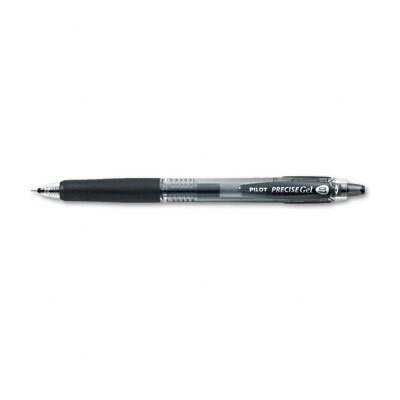 Pilot Pen Corporation of America Precise Retractable Gel Ink Pen, 12/Pack