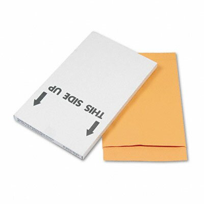 Quality Park Products Jumbo Size Kraft Envelope, 12 1/2 x 18 1/2, Light Brown, 25/box