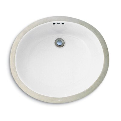 Custom Collection Hampton Undermount Bathroom Sink - 12.1X.240117.XX