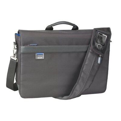 "Samsill Corporation Microsoft MT 17"" Laptop Messenger Bag"