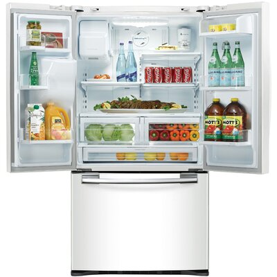 Samsung Energy Star French Door Refrigerator