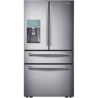 Energy Star 31 Cu. Ft. French Door Refrigerator with SodaStream Technology