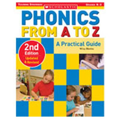 Scholastic Phonics From A To Z 2nd Edition
