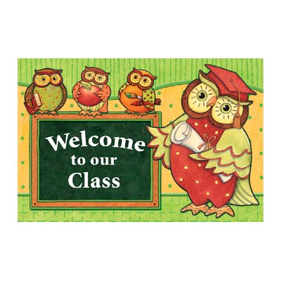 Teacher Created Resources Sw Owl Postcard