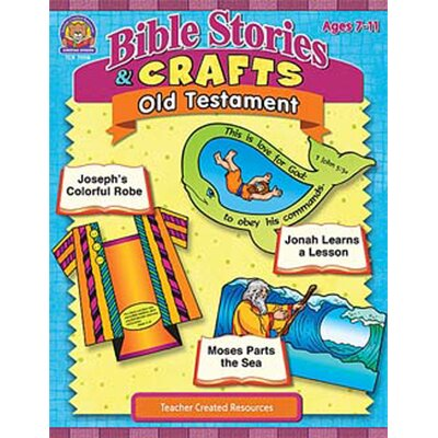 Teacher Created Resources Bible Stories & Crafts Old