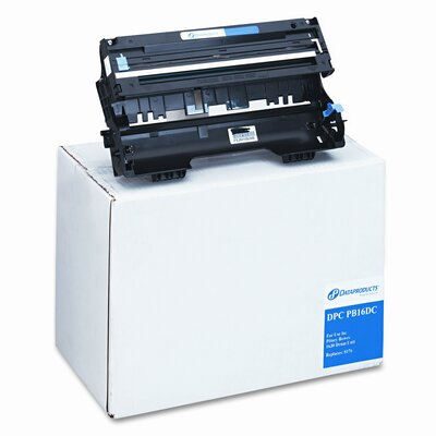 TONER FOR COPY&FAX,RIBBONS                         DPCPB16DC (817-6) Drum Cartridge, Black