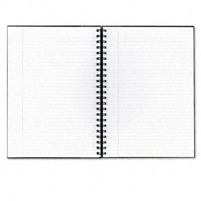 Tops Business Forms Royale Business Hardcover Notebook, College Rule, 8-1/4 x 11-3/4, 96-Sheet