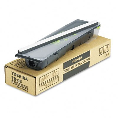 Toshiba TK05 Laser Cartridge, Black