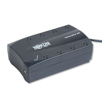 Tripp Lite Internet Office UPS System, Twelve-Outlet 750 Volt-Amps