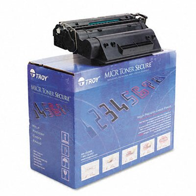 Troy® 51A Compatible Micr Toner Secure, High-Yield, 13,000 Pageyield