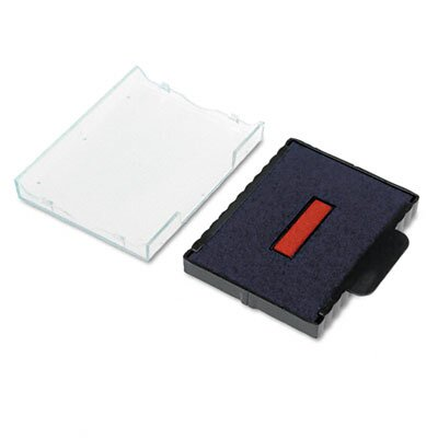 U.S. Stamp & Sign Trodat T4727 Dater Replacement Pad, 1 5/8 X 2 1/2