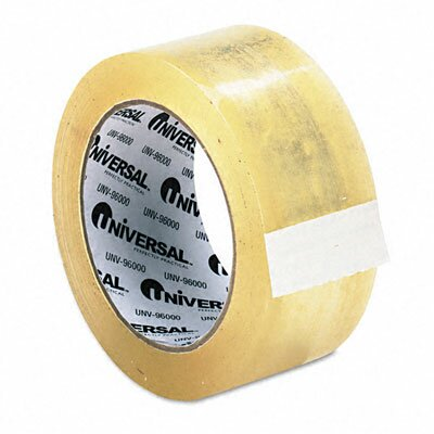 Universal® Heavy-Duty Box Sealing Tape, 12/Box