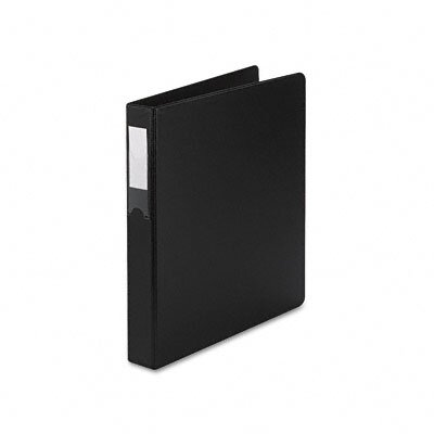 Wilson Jones Locking No-Gap D-Ring Vinyl Binder, 1in Capacity
