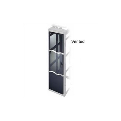 Middle Atlantic WRK Series Regular Perforated Vented Front Door