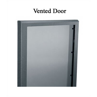Middle Atlantic ERK Series Regular Perforated Vented Front Door