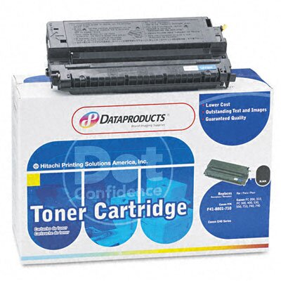Dataproducts 57340 (1491A002AA) Remanufactured Toner Cartridge, Black