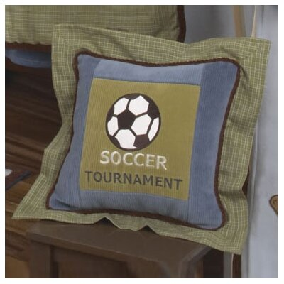 Sports Fan Decorative Pillow