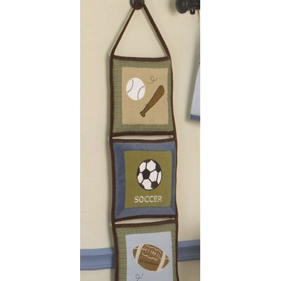Sports Fan Wall Hanging