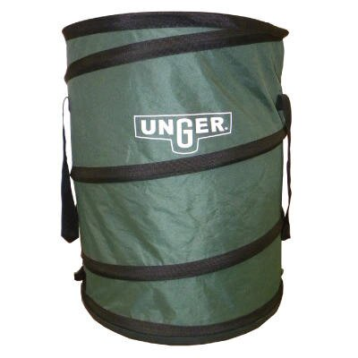 Unger Nifty Nabber Bagger Portable Waste Receptacle in Green