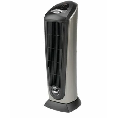 Lasko Ceramic Tower Electric Space Heater with Remote Control