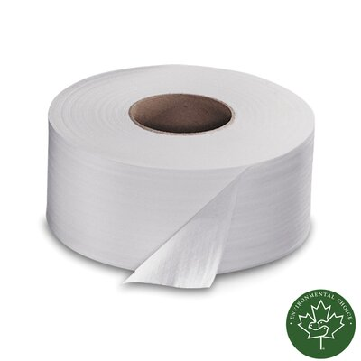 SCA TISSUE NORTH AMERICA LLC                       Soft, 2-Ply Toilet Tissue, 1000-Ft Roll, 12 Rolls/CT, WE