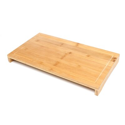 Lipper International Bamboo Large Over The Sink / Stove Cutting Board