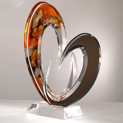 Shahrooz Sculptures and Art Pieces Acrylic Antiope Sculpture