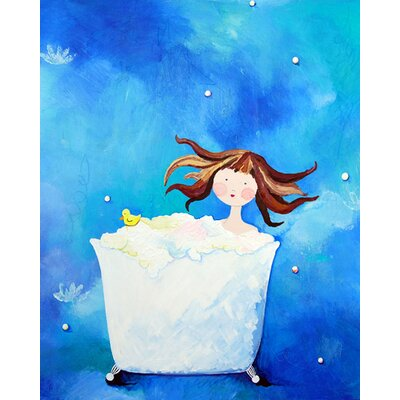 CiCi Art Factory Paper Prints Bathtime