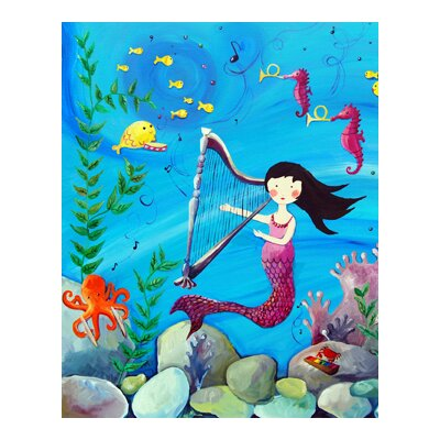 CiCi Art Factory Mermaid Paper Prints