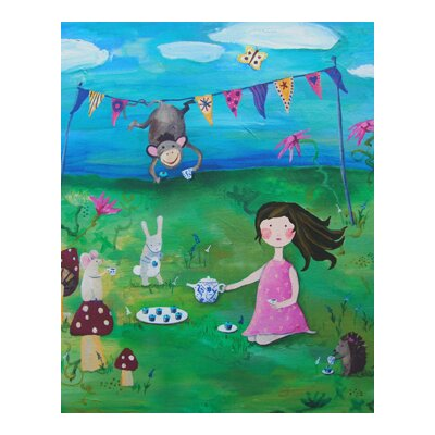 CiCi Art Factory Tea Party 2 Paper Prints