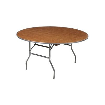 Advanced Seating Round Plywood Folding Table