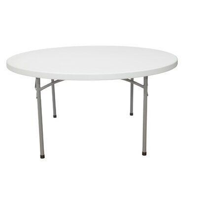 Advanced Seating Round Resin Folding Table2