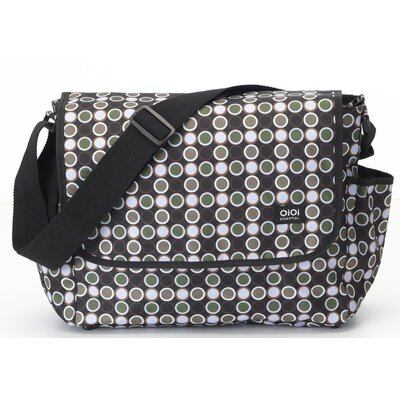 OiOi Messenger Diaper Bag