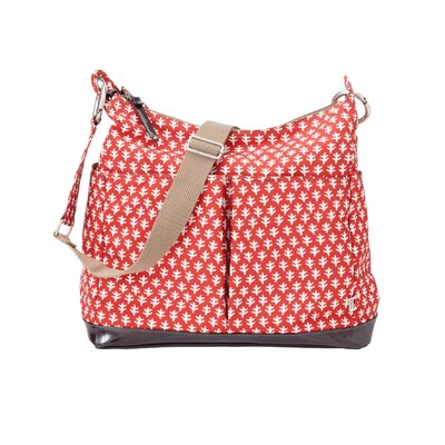OiOi Mini Geo Tote Diaper Bag