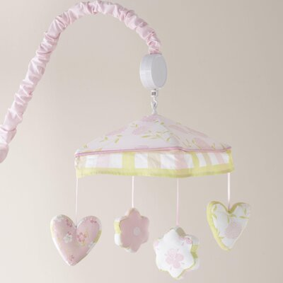 Laura Ashley Baby Love Musical Mobile
