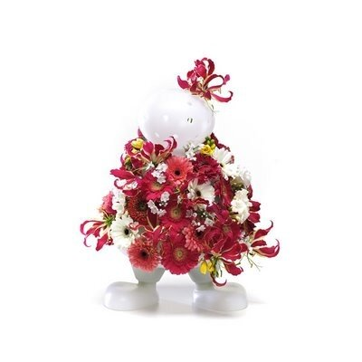 Wilhelmina Collection Bloom My Buddy Vase