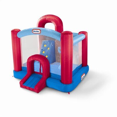 Little Tikes Super Spiral Bounce House
