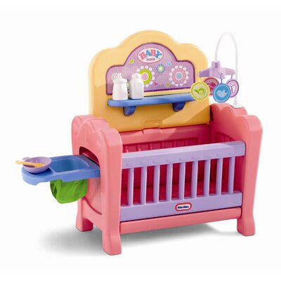 4-in-1 Baby Born Nursery