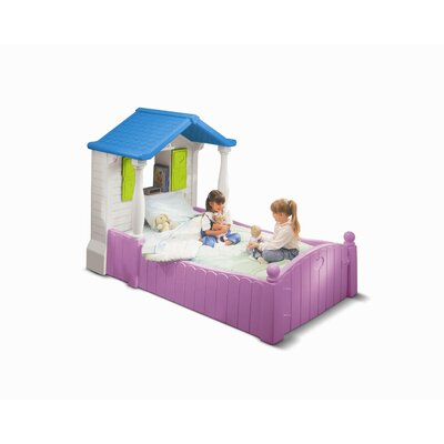 Little Tikes Storybook Cottage Twin Canopy Bed