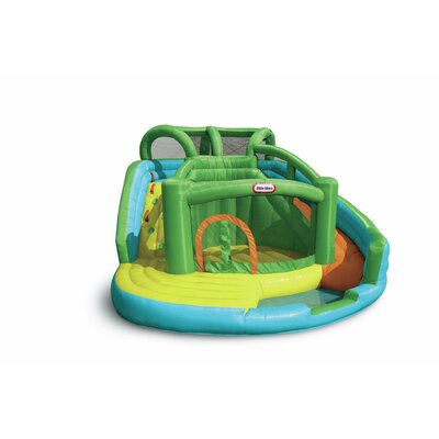 Little Tikes 2-in-1 Wet 'n Dry Bouncer Refresh
