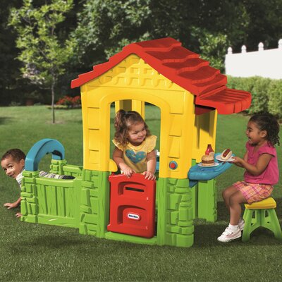 Little Tikes Secret Garden Playhouse