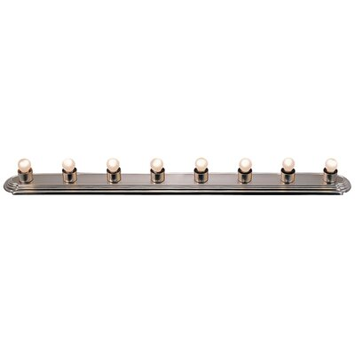 Livex Lighting 8 Light Bath Bar