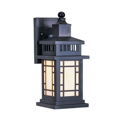 Livex Lighting Mirror Lake Outdoor Wall Lantern