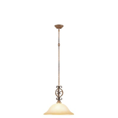 Livex Lighting Bistro 1 Light Pendant