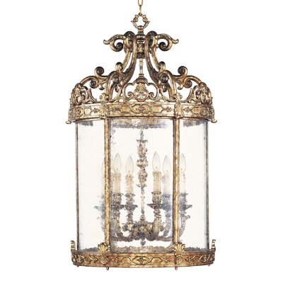 Chateau 6 Light Foyer Pendant