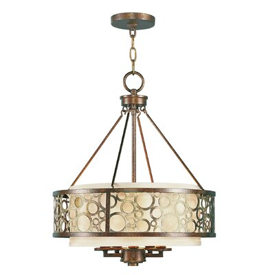 Livex Lighting Avalon Drum Pendant