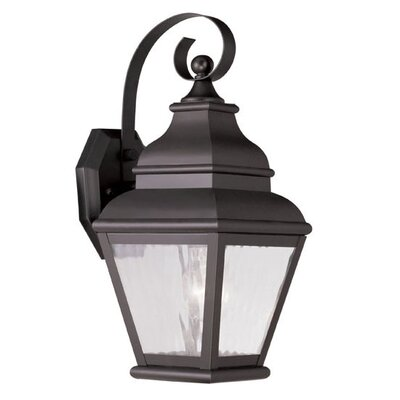 Livex Lighting Exeter Outdoor Wall Lantern