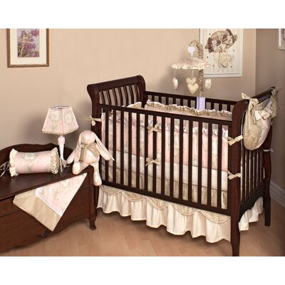 Bebe Chic Angelica Cradle Bedding Set