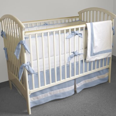 Bebe Chic Jake 4 Piece Crib Bedding Set