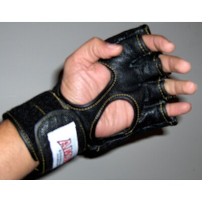 Amber Sporting Goods Professional MMA Fight Gloves